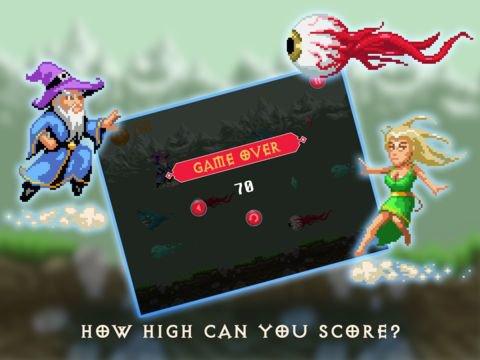 Mad Merlin's Magic Mage Mania – Camelot Kingdoms Hero's Quest screenshot