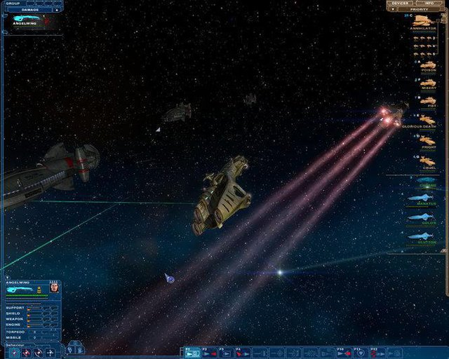 Nexus - The Jupiter Incident screenshot