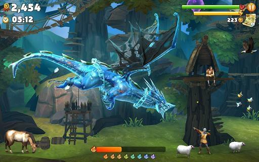 Hungry Dragon screenshot