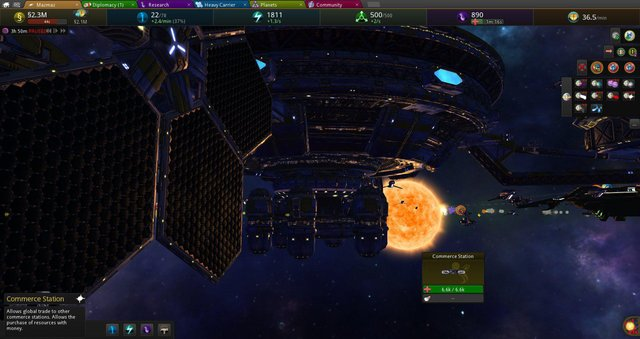 Star Ruler 2 screenshot