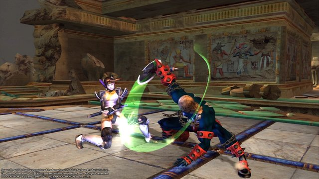 SOULCALIBUR II HD ONLINE screenshot