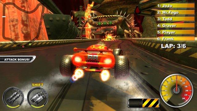 Lethal Brutal Racing screenshot