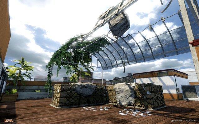 Metro Conflict screenshot