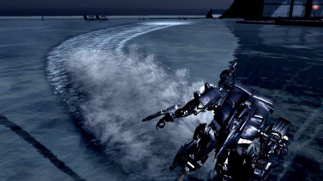 Armored Core 4 screenshot