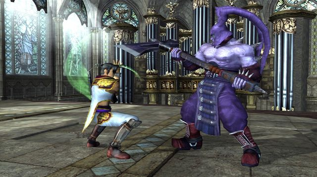 SOULCALIBUR II HD screenshot