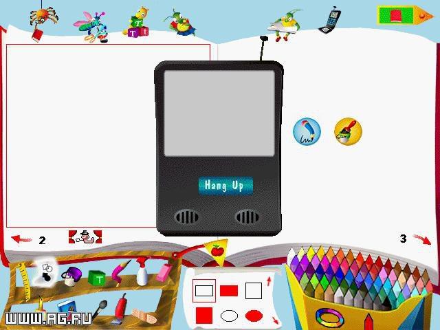 Kid Works Deluxe screenshot