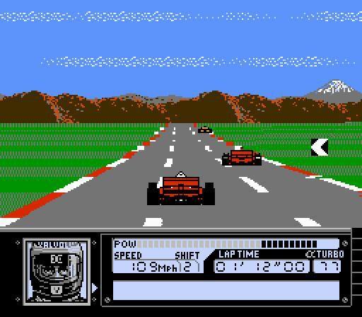 Al Unser Jr.'s Turbo Racing screenshot