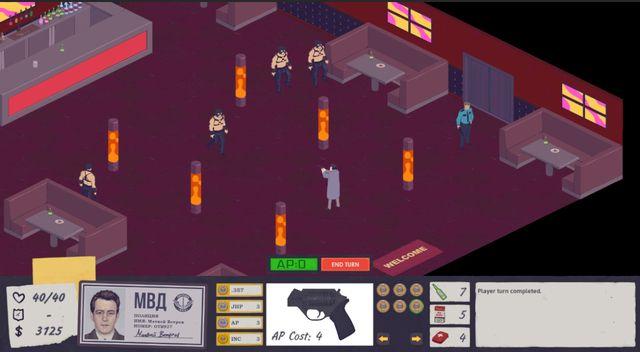 The Mercury Man screenshot