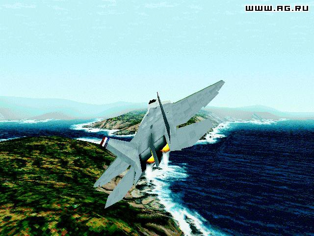 F-22 Lightning 2 screenshot