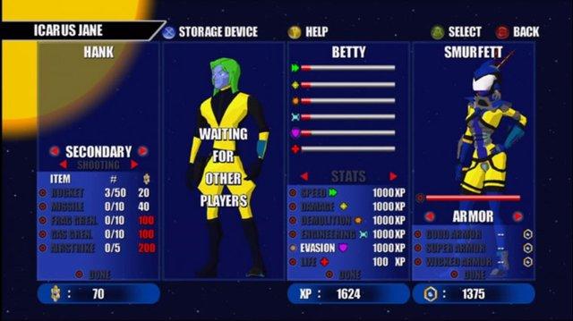 Rocketmen:Axis of Evil screenshot