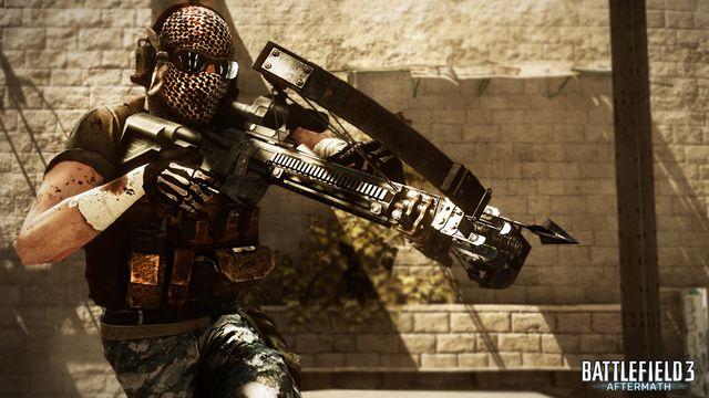 Battlefield 3: Aftermath screenshot