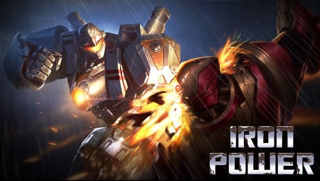 IronPower screenshot