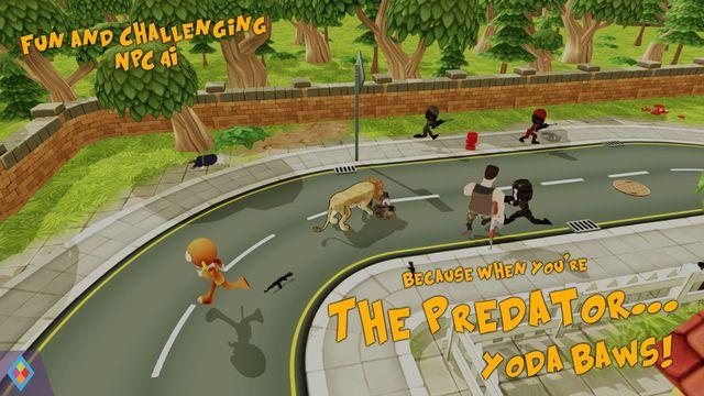 Predator Simulator screenshot