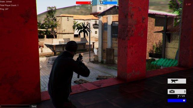 Unknown's Survival: Player Battlegrounds screenshot