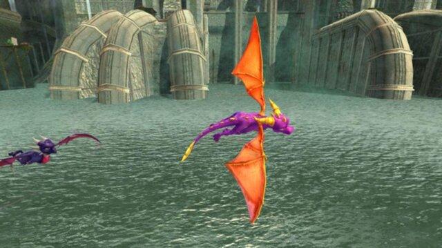 Legend of Spyro screenshot