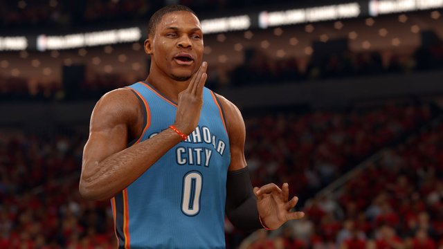 EA SPORTS NBA LIVE 16 screenshot