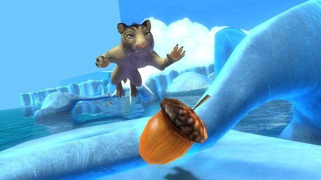 Ice Age 4 screenshot