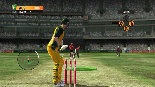International Cricket 2010 screenshot