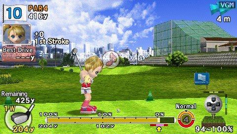 Hot Shots Golf: Open Tee 2 screenshot