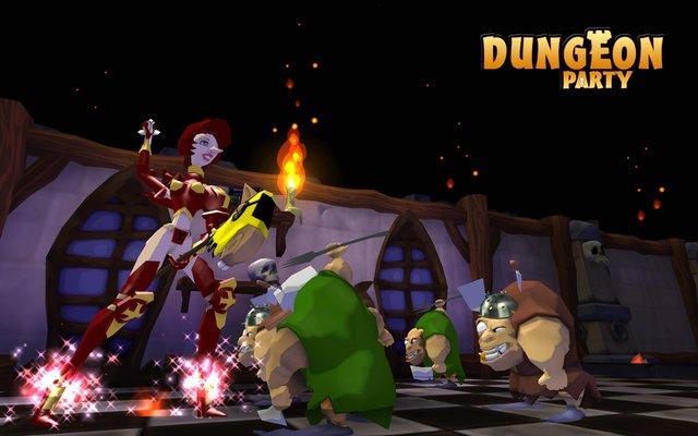 Dungeon Party screenshot