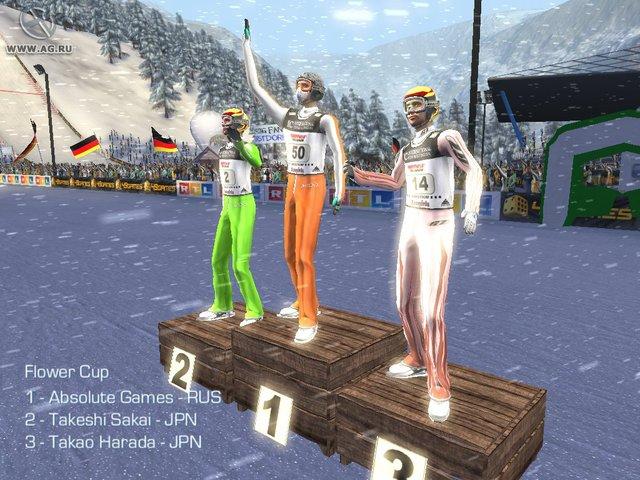 Лучшие из лучших. Прыжки с трамплина 2006 screenshot
