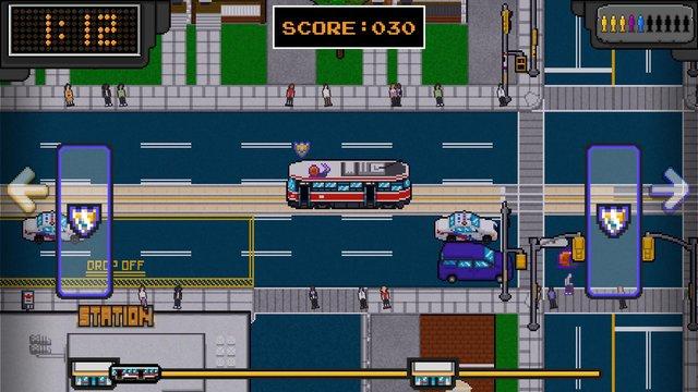 Tram-Panic! screenshot