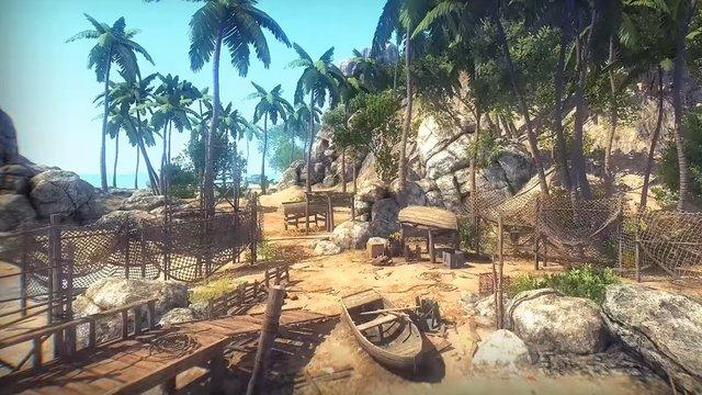 Welcome to Paradise screenshot