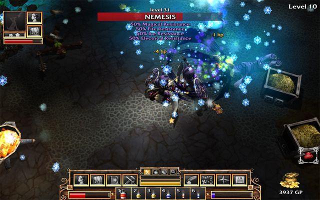 FATE: The Traitor Soul screenshot