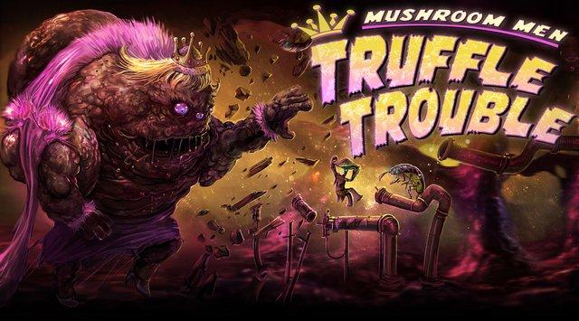 Mushroom Men: Truffle Trouble screenshot