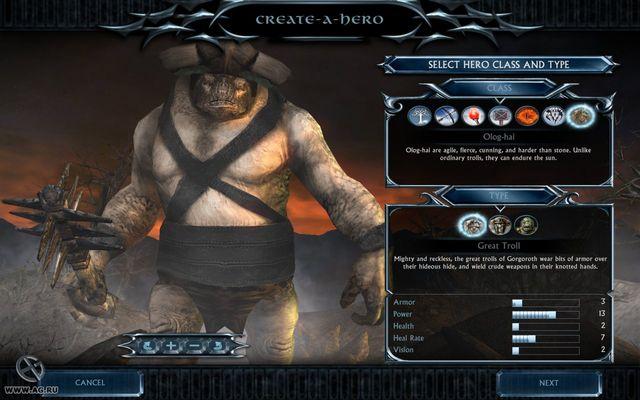 Властелин колец: Битва за Средиземье 2 - Под знаменем Короля-чародея screenshot
