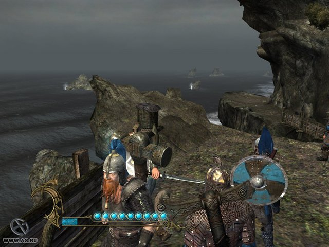 Beowulf: The Game screenshot