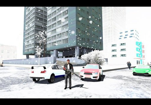 New Mad Stories Town Snow Edition 2018 screenshot