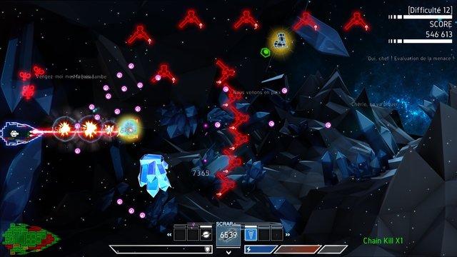 Psycho Starship Rampage screenshot