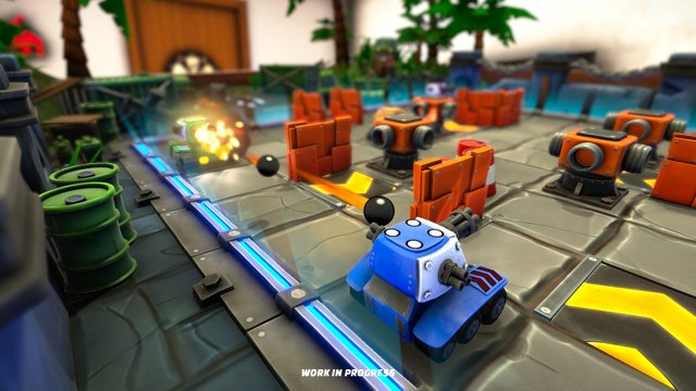 Battle Bolts screenshot