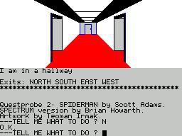 Questprobe screenshot