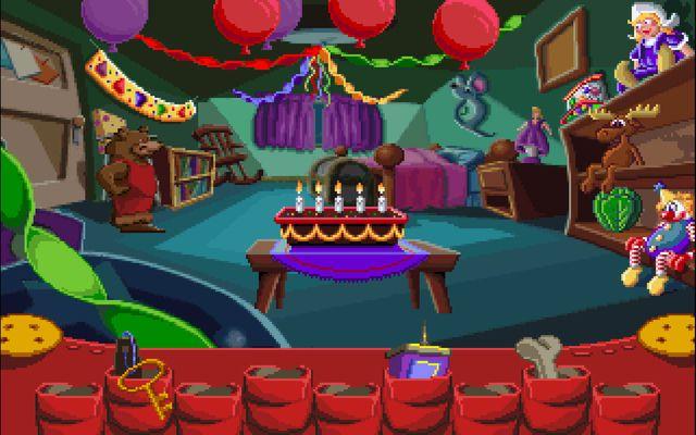 Fatty Bear's Birthday Surprise screenshot