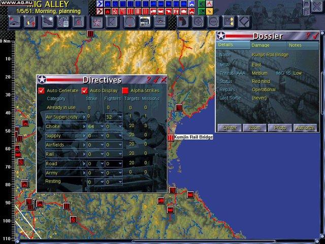MiG Alley screenshot