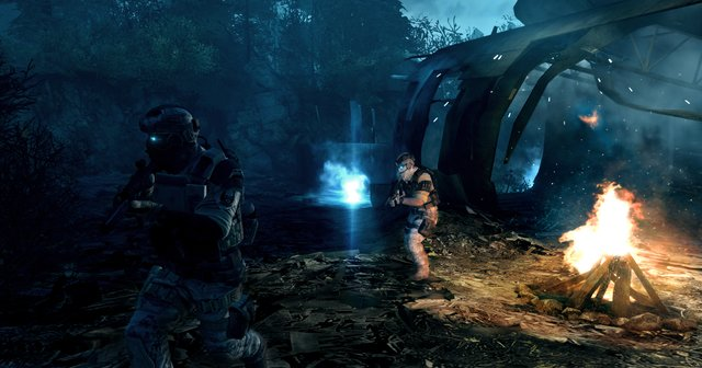 Tom Clancy's Ghost Recon: Future Soldier - Raven Strike screenshot