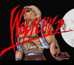 Wolfchild screenshot