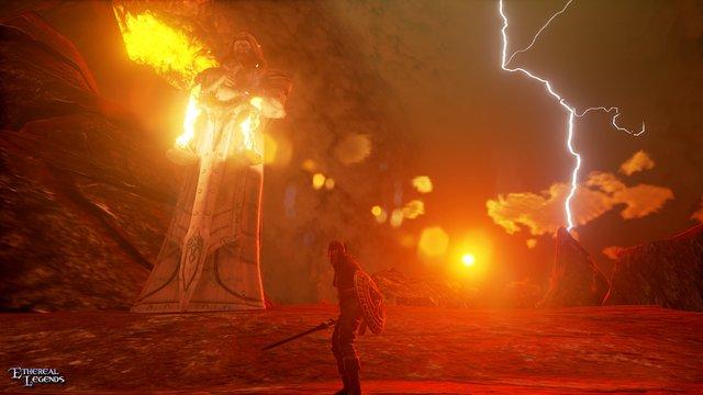 Ethereal Legends screenshot