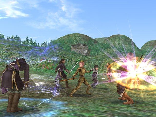 Uncharted Waters Online screenshot