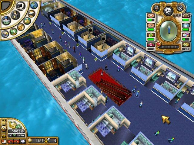 Luxury Liner Tycoon screenshot