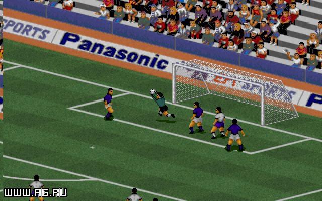 FIFA International Soccer screenshot