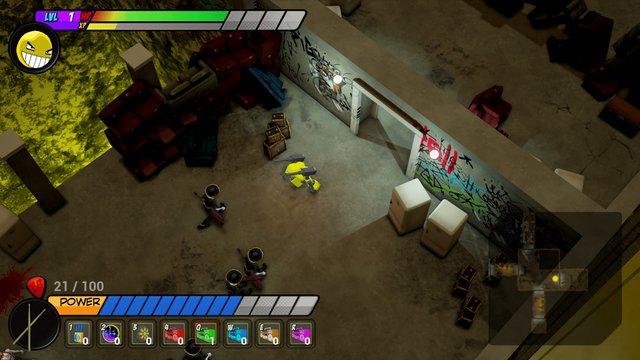Rock-N-Rogue: A Boo Bunny Plague Adventure screenshot
