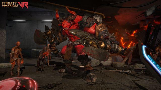 Eternity Warriors VR screenshot