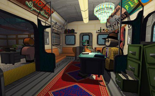Jazzpunk screenshot