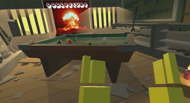 Oodlescape - The Apocalypse screenshot