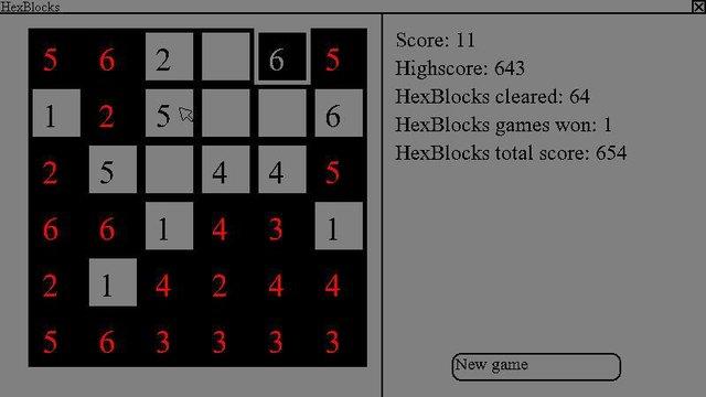 The 6-digit computer screenshot