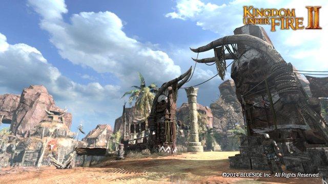 Kingdom Under Fire II screenshot