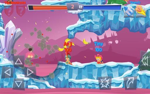 Worms 4 screenshot